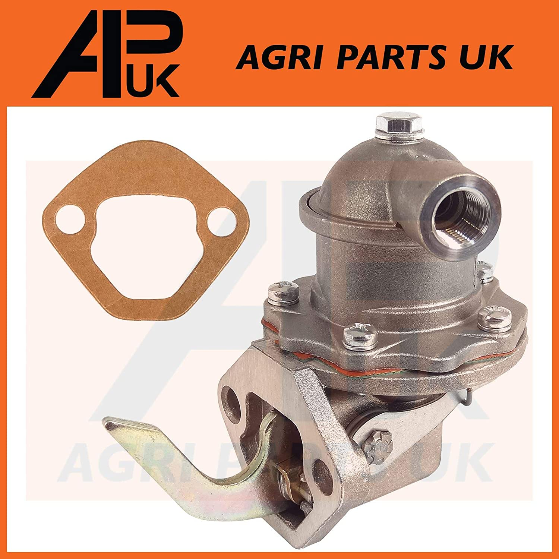 APUK New Massey Ferguson Tractor Fuel Lift Pump FE35 TE20 TEF20 Industrial ser 20C MF Agri Parts UK Ltd