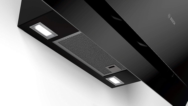 Bosch Serie 4 DWK67CM60 - Campana (660 m³/h, Canalizado/Recirculación, A, A, C, 57 dB): 467.06: Amazon.es: Grandes electrodomésticos