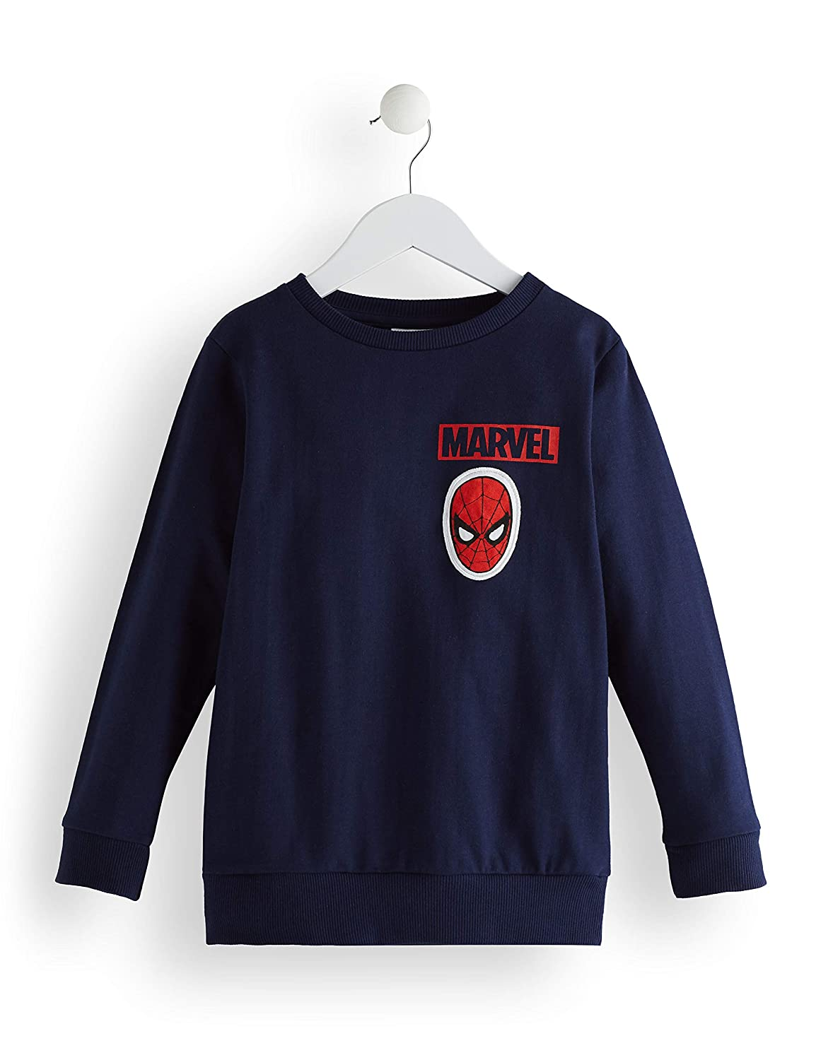 RED WAGON Boy's Marvel Avengers Spiderman Jumper MRC-153329