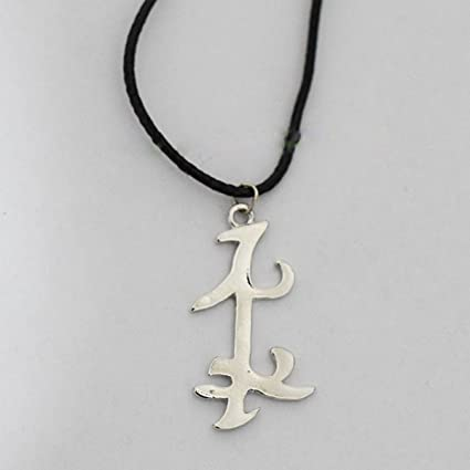 6a5ab18f08dcb Parabatai Necklace Set - The Mortal Instruments - Silver Necklace by ...