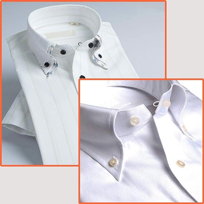 Extensores de cuello, extensores de botones elásticos para camisa ...