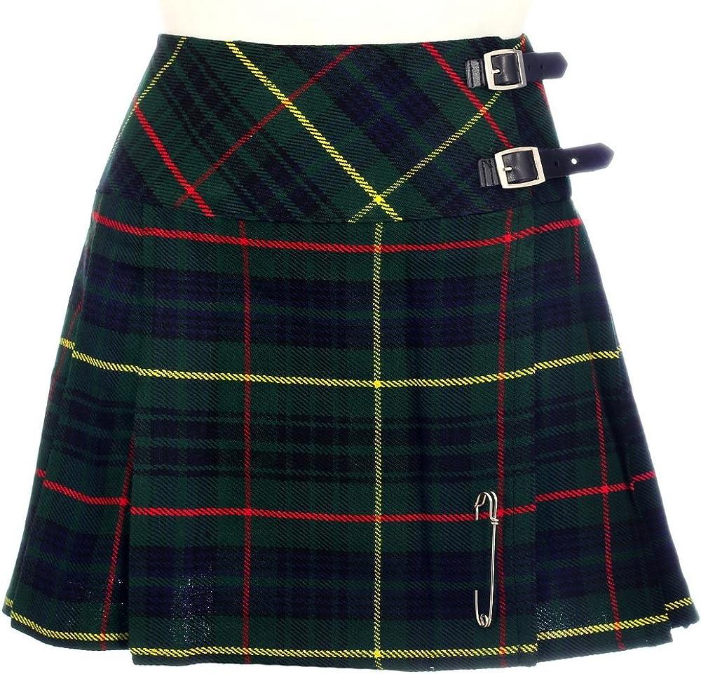 The Scotland Kilt Company Nuevo de Mujer Caza Stewart de Cuadros ...