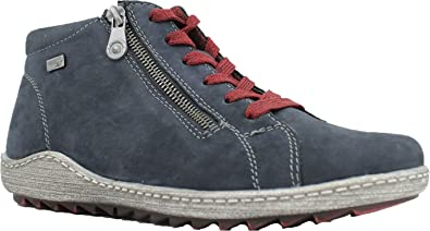 Rieker & Remonte Liv Leather Sneaker OGpbETsU