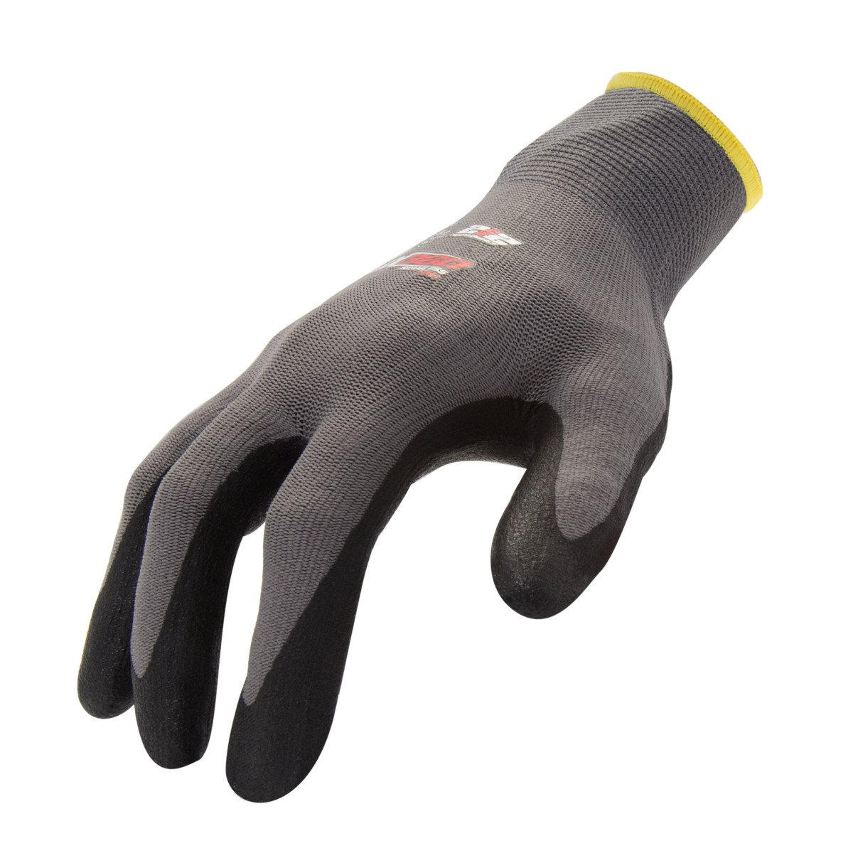212 Performance Gloves AXG-16-010PR AX360 Foam Nitrile-dipped Grip Gloves, Large