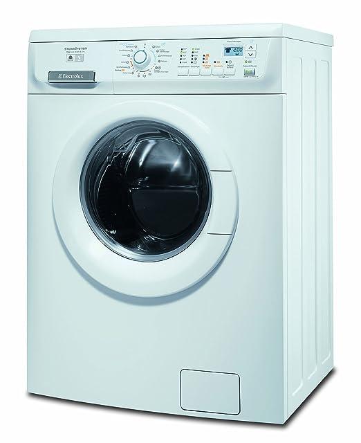 Electrolux EWW127470W Independiente Carga frontal C Blanco lavadora - Lavadora-secadora (Carga frontal, Independiente, Blanco, Izquierda, LCD, 5 kg)