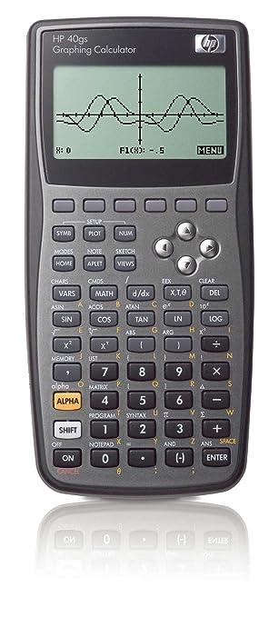 4 opinioni per HP 40gs Calcolatrice grafica