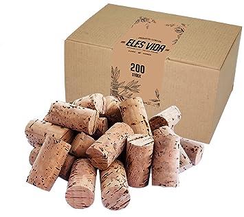 200 Neue Weinkorken Bastelkorken In Karton Korken Flaschenkorken Auch Zum Verkorken Von Flaschen Dekorieren Diy Und Basteln Kreative Selber