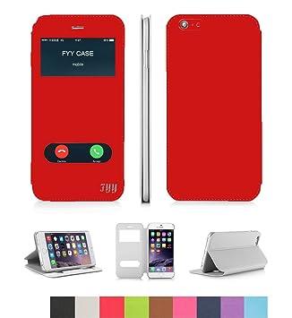 Hidashopp Carcasa Samsung Galaxy S4 Mini Rojo Funda Funda ...