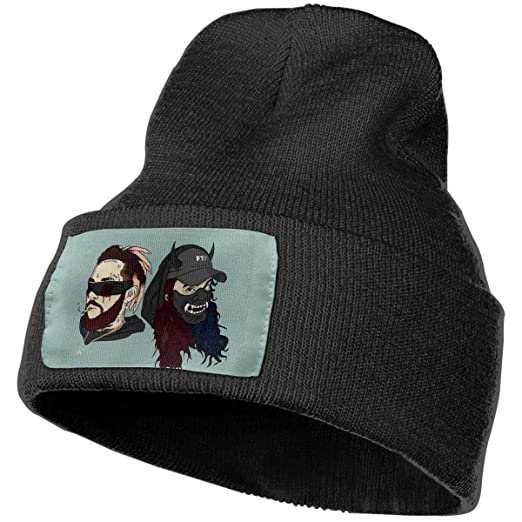 crim Ruby Da Cherry Uicideboy Custom Beanie Hat Unisex Adult Hats Winter  Warm Knit Ski 401eccfa2cc6