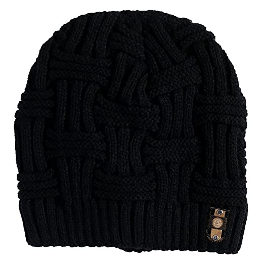 71efb45b563 Techinal Beanie Hat Men Women Winter Solid Warm Solid Color Warm Knit Ski  Skull Cap - at Amazon Men s Clothing store