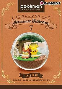 Re-ment Pokemon Terrarium Collection #7 Random Blind (Box Set of 6)