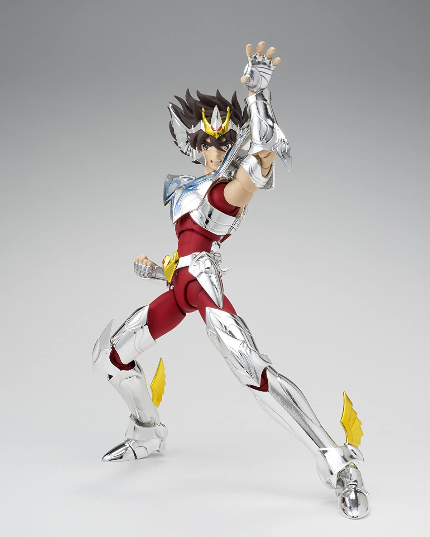 Tamashinations Saint Cloth Myth Heaven Chapter Overture Pegasus Seiya Figure Bandai