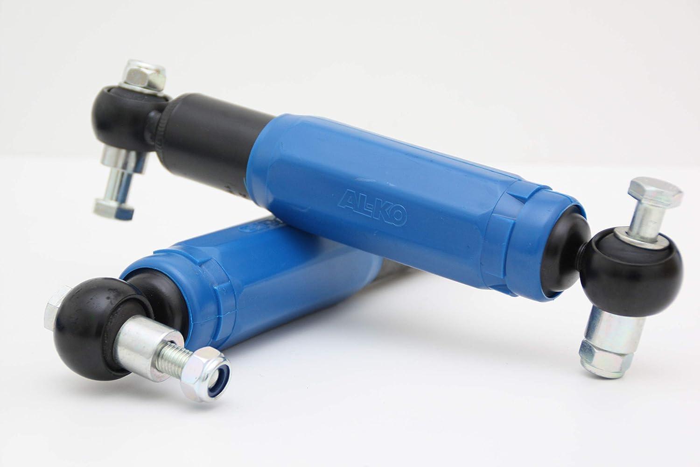 P4u 2x Original Al Ko Octagon Plus Radstoßdämpfer Blau Stoßdämpfer 1350 2700 Kg Anhänger Achsdämpfer 244085 244 085 244 085 Auto