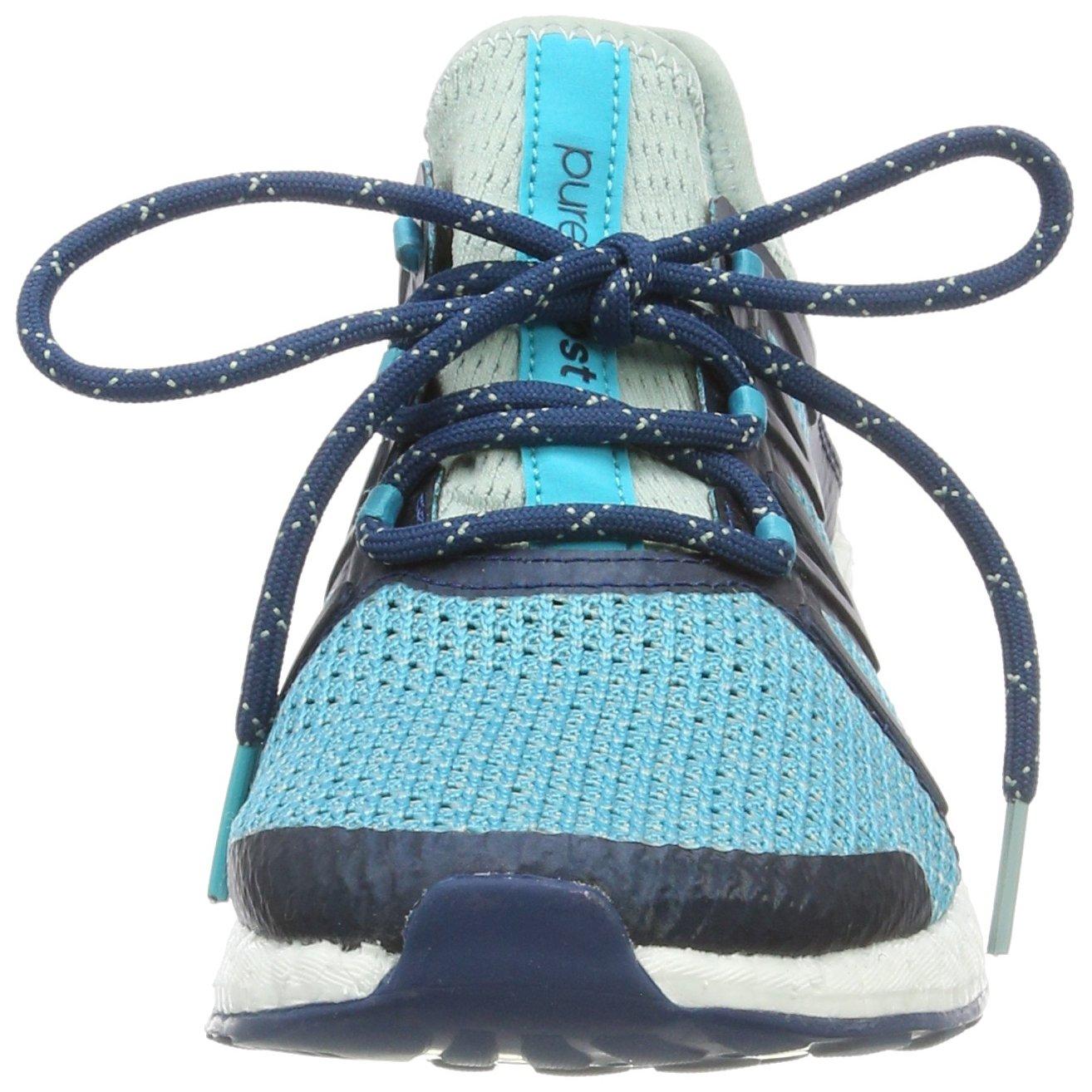 Adidas Damen Pureboost Xpose Fitnessschuhe Fitnessschuhe Fitnessschuhe Silber 461f5d