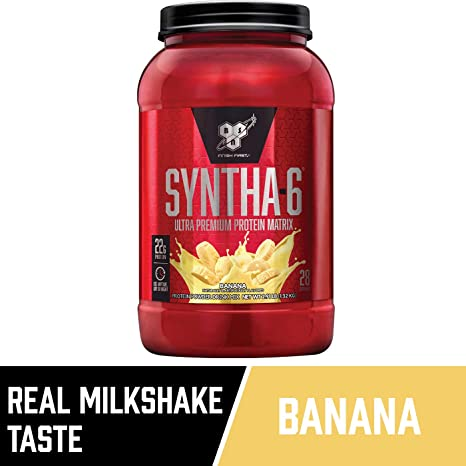 Amazon.com: BSN Syntha-6 Whey Protein Powder, Cold Stone ...