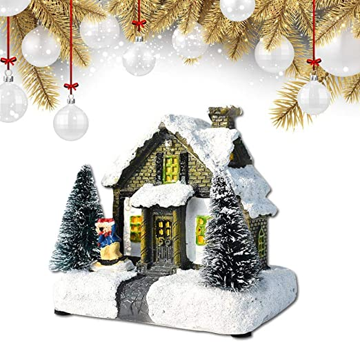 Department 56 Christmas in The City Village Mitten Drive Accessory Figurine