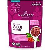 Navitas Organics Goji Berries, 8 Ounce Pouch
