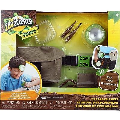 Uncle Milton Edu Science Nature Explorer's Utility Belt Set: Toys & Games