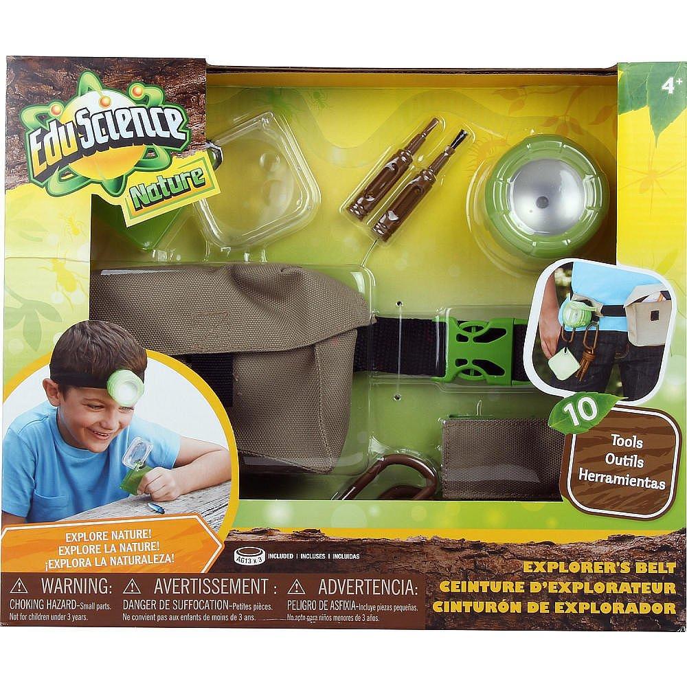 amazon com edu science nature explorer u0027s utility belt set by