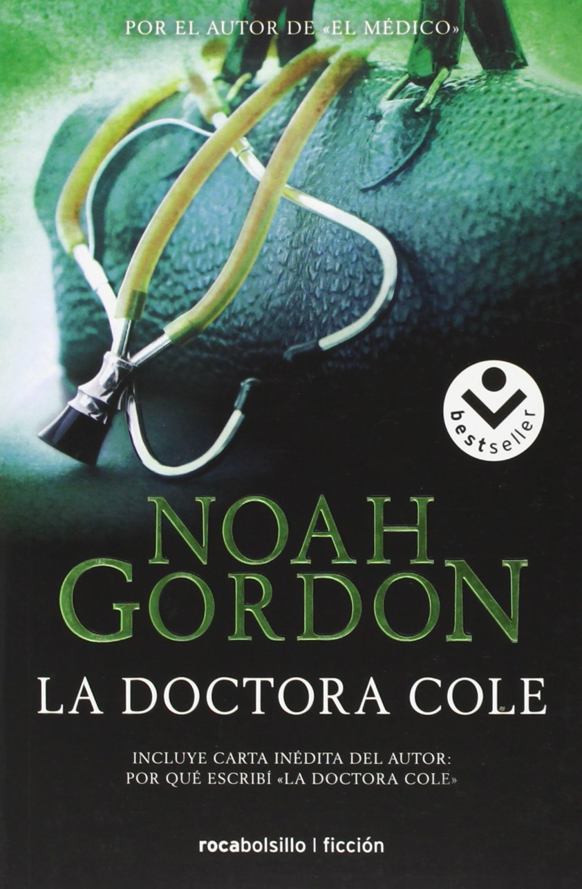 Doctora Cole, La (Rocabolsillo Ficcion) (Spanish Edition) pdf