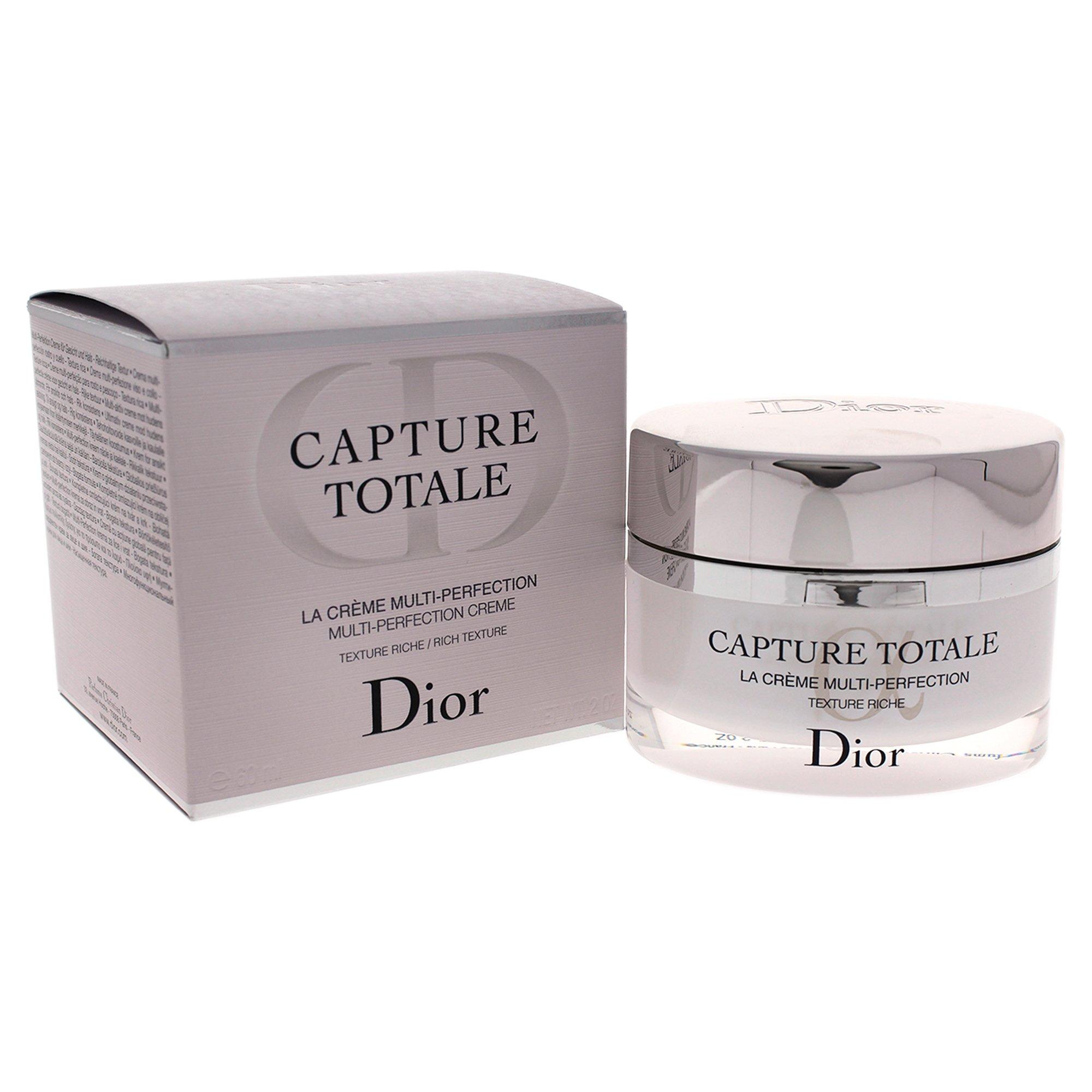 Amazon.com: Christian Dior Capture Totale Multi Perfection Creme, Rich  Texture for Women, 2 Ounce: Beauty