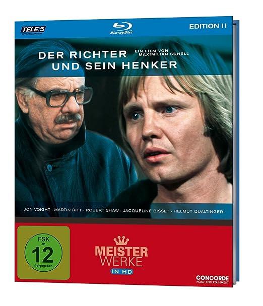 Der Richter und sein Henker - Meisterwerke in HD Edition 2 ...