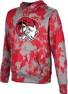Men/'s Winston-Salem State University Gameday Hoodie Sweatshirt WSSU Apparel