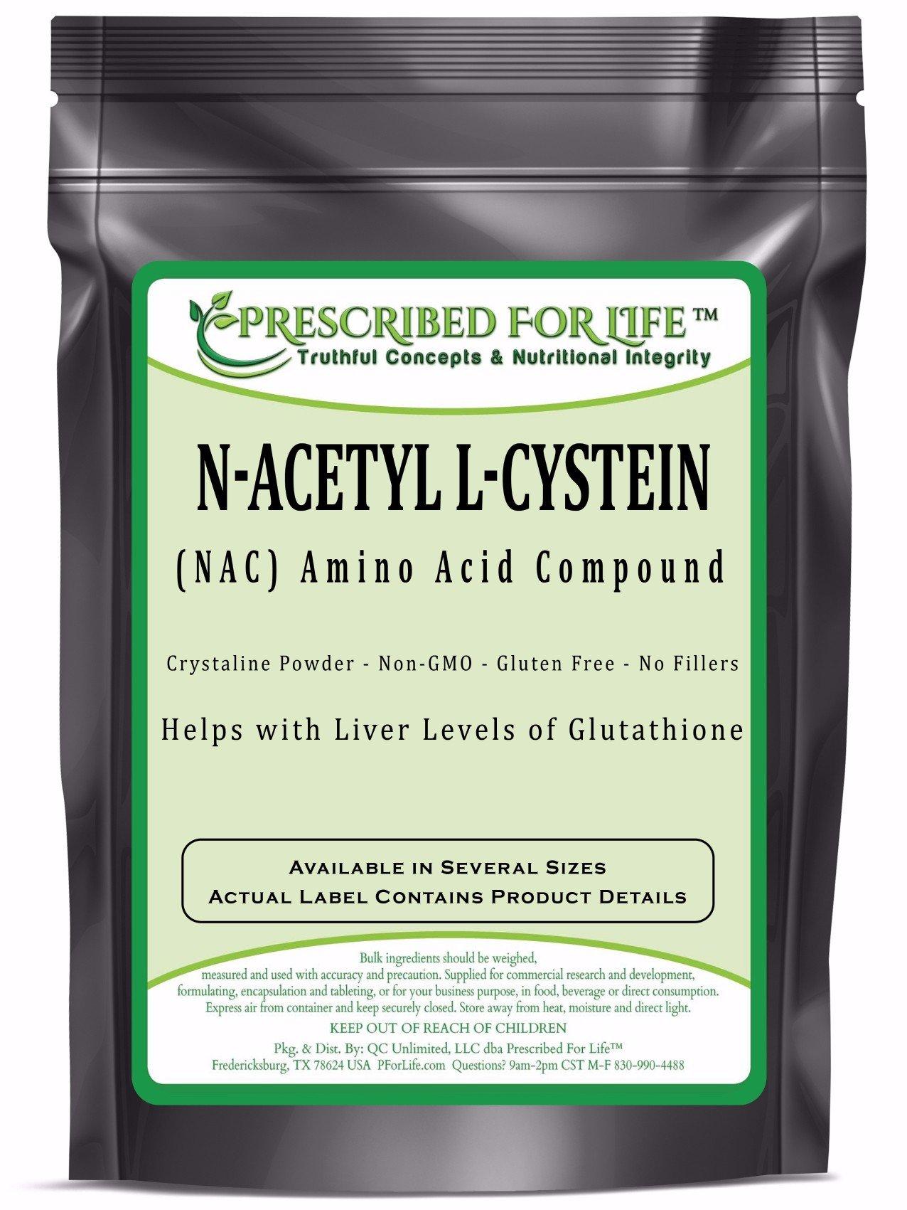 N-Acetyl L-Cystein (NAC) - Amino Acid Compound Powder, 2 kg