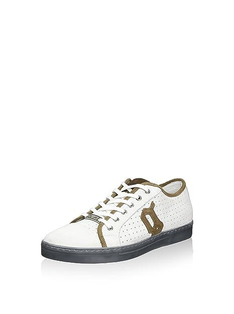 Sneaker John Galliano 44Amazon Borse Eu E itScarpe Biancodorato Igvb7Yyf6