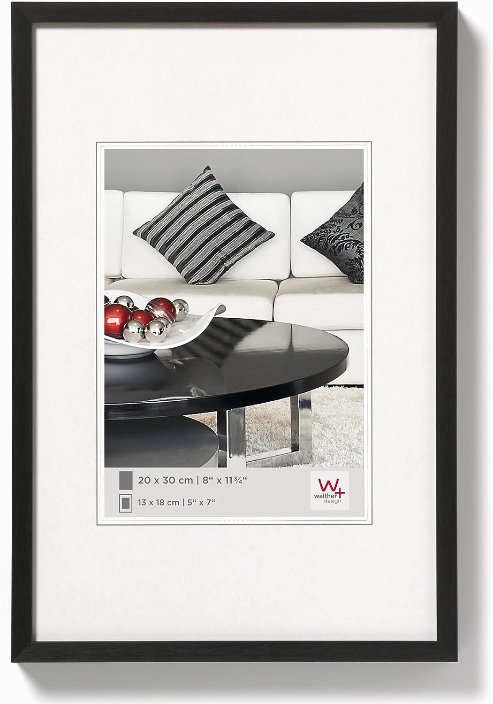 Alu Cadre Cadre Photo Chair 20x30 cm noir