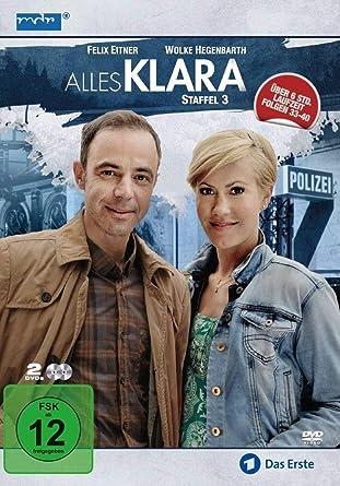 Alles Klara 3 Staffel Folgen 33 40 2 Dvds Amazonde Wolke