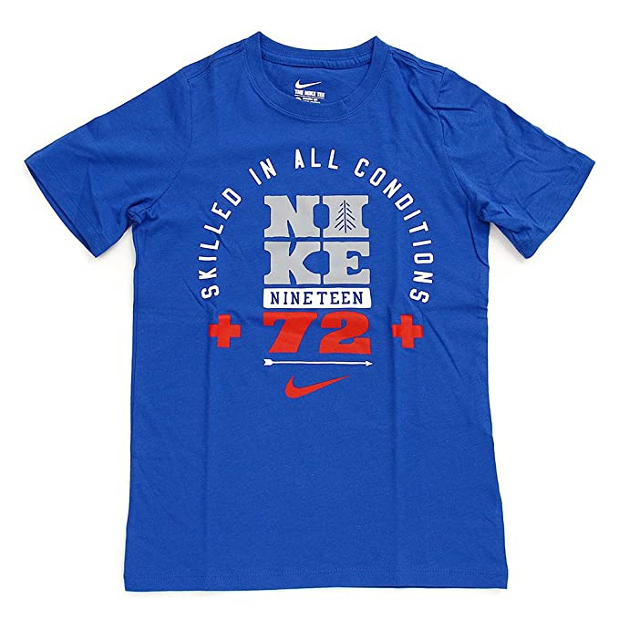0c8e4719bb04 Amazon.com  Nike Boys  1972 Summer Camp T-Shirt