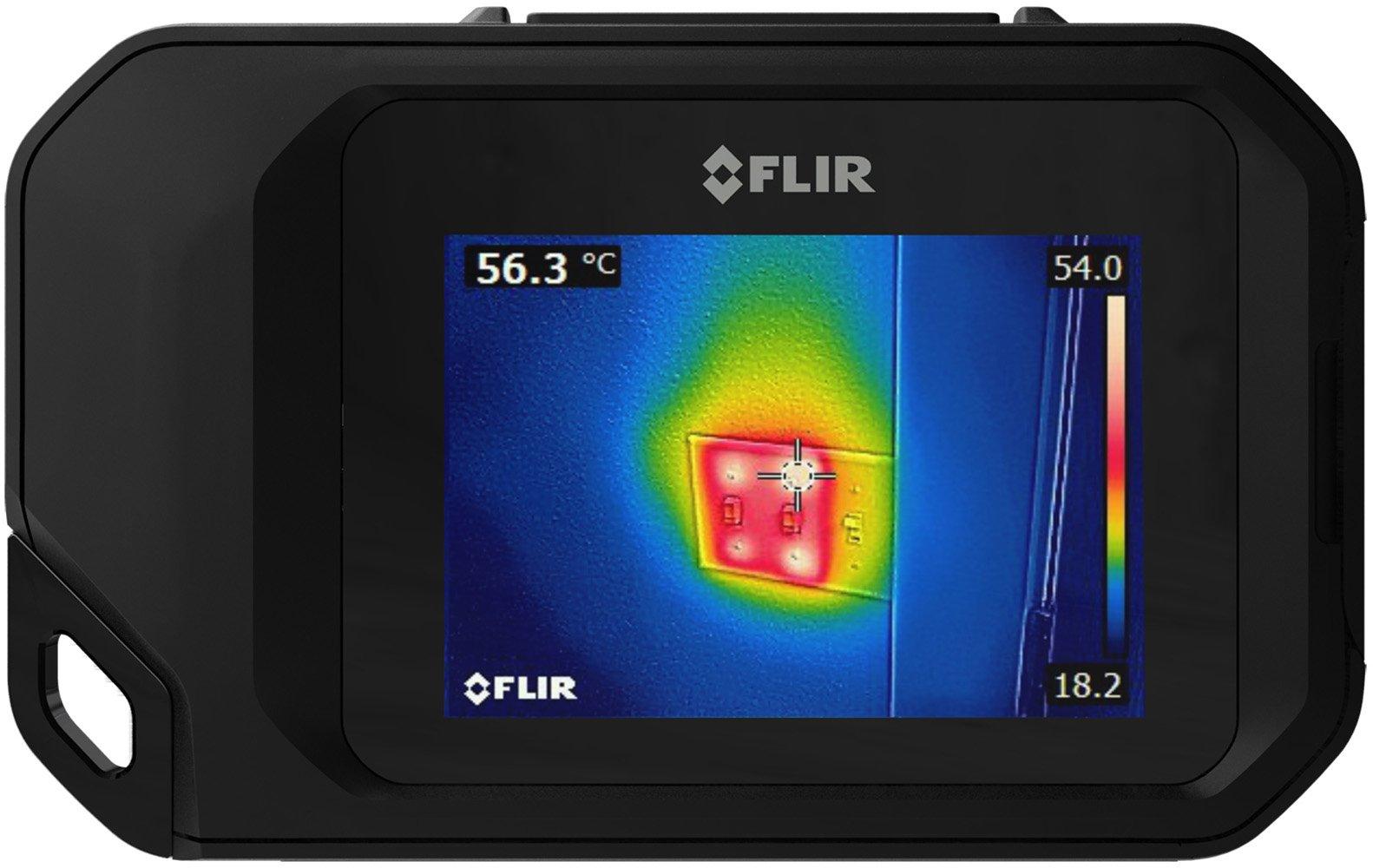 FLIR C3 Pocket Thermal Camera with WiFi by FLIR