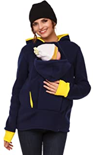 47677dfa9 Maternity FUN2BEMUM Womens Babywearing Pregnancy Jacket Baby Carrier ...