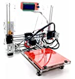 [REPRAPGURU] DIY RepRap Prusa I3 V2 3D Printer Kit With Molded Plastic Parts USA Company