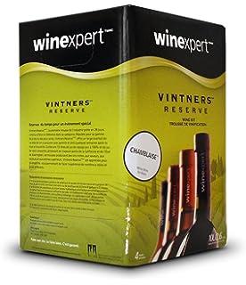 Home Brew Ohio B00DJFI064 FBA_4635294 Vintners Reserve Diablo Rojo Wine Kit