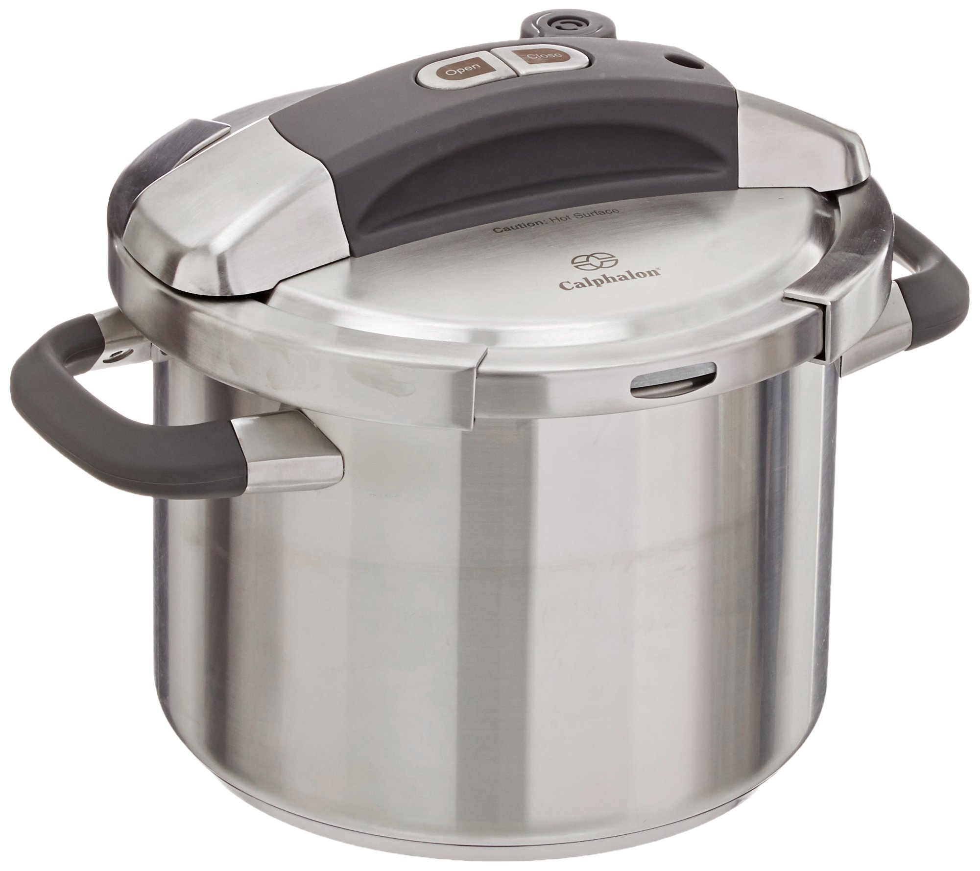 Calphalon Stainless Steel Pressure Cooker, 6-quart by Calphalon (Image #1)