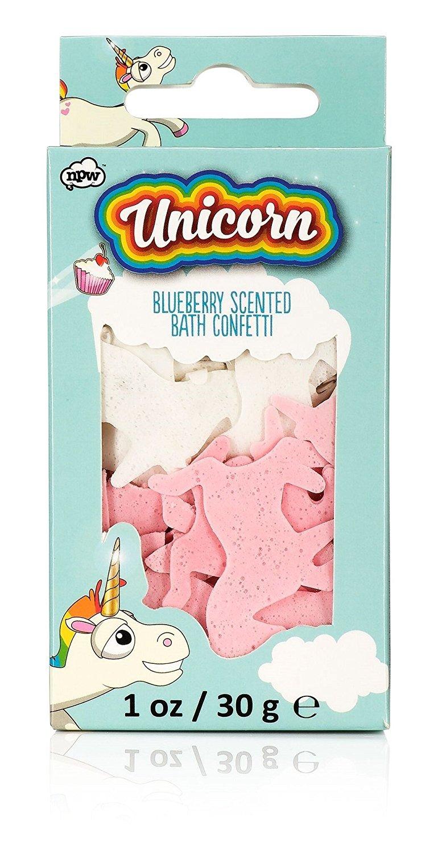 NPW Confeti para Baño de Unicornio Rosa - 1 Paquete de 30 gr NP36725
