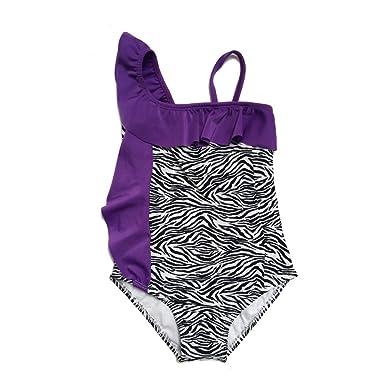 zebra bikini Purple