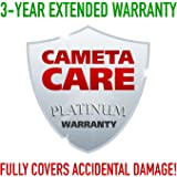 Cameta Care Platinum 3 Year ADH Digital Camera Warranty (Under $1,500)