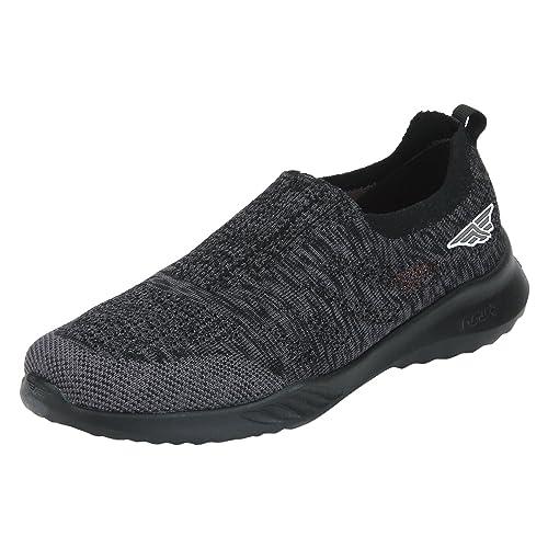 Black Nordic Walking Shoes-12 UK
