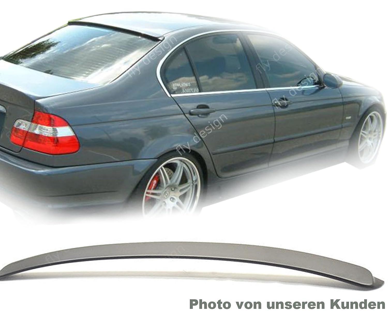 Car-Tuning24 51179548 wie Performance und M3 E46 nur f/ür Limousine Dachspoiler Dachkantenspoiler Heckscheiben