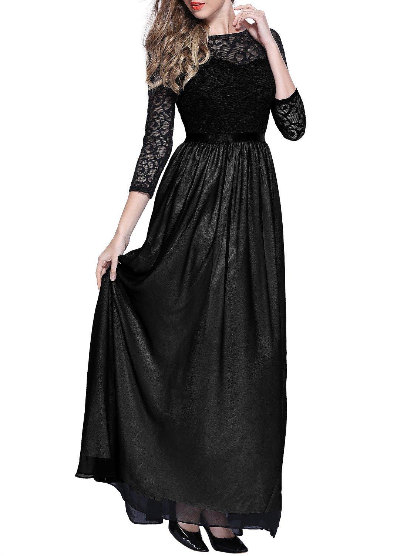 Miusol® - Vestido - Estuche - manga 3/4 - para mujer