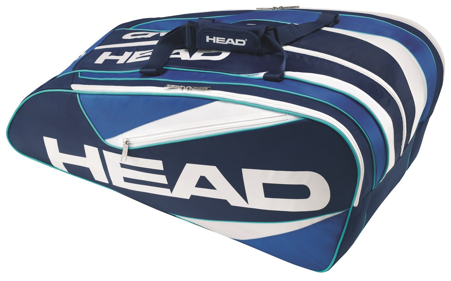 Head Elite Monstercombi - Funda para Palos, Color Azul - Azul ...