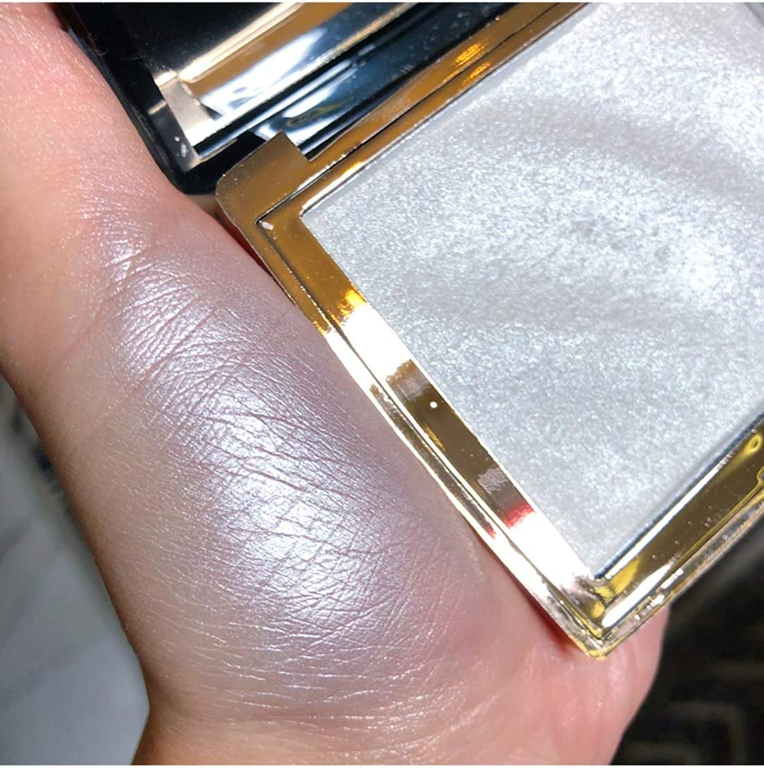 UCANBE BELLE Glistening Highlighter Glow Makeup Palette Face Shimmer Bronzer Highlighters Illuminator Maquillaje Glow Kit,#3