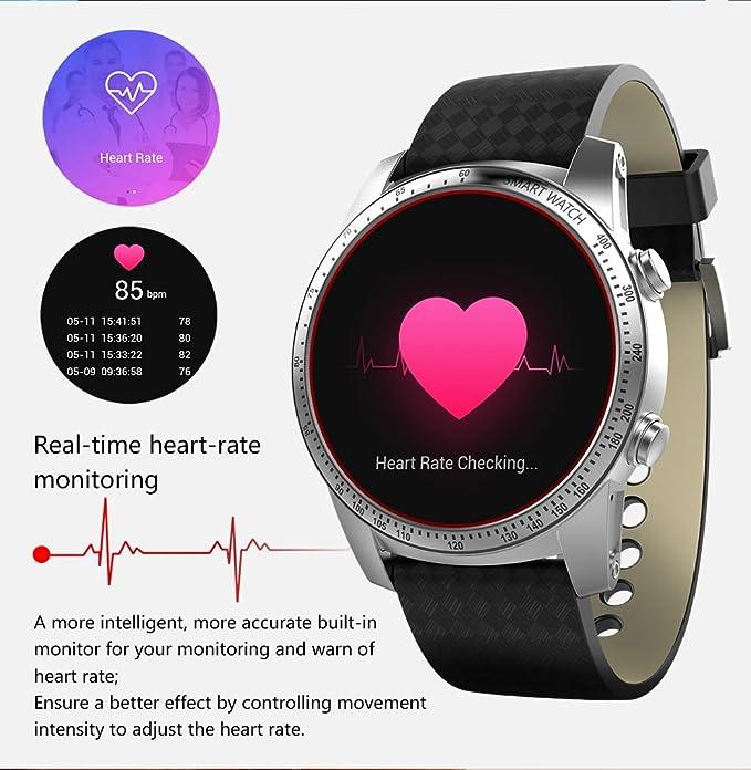 Smartwatch Kingwear KW99. Reloj con Android 5.1, iOS, pantalla ...