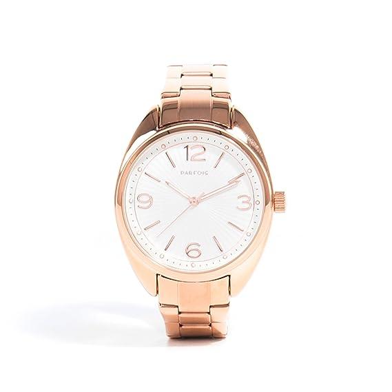 Parfois - Reloj Rose Gold - Mujeres - Tallas M - Dorado