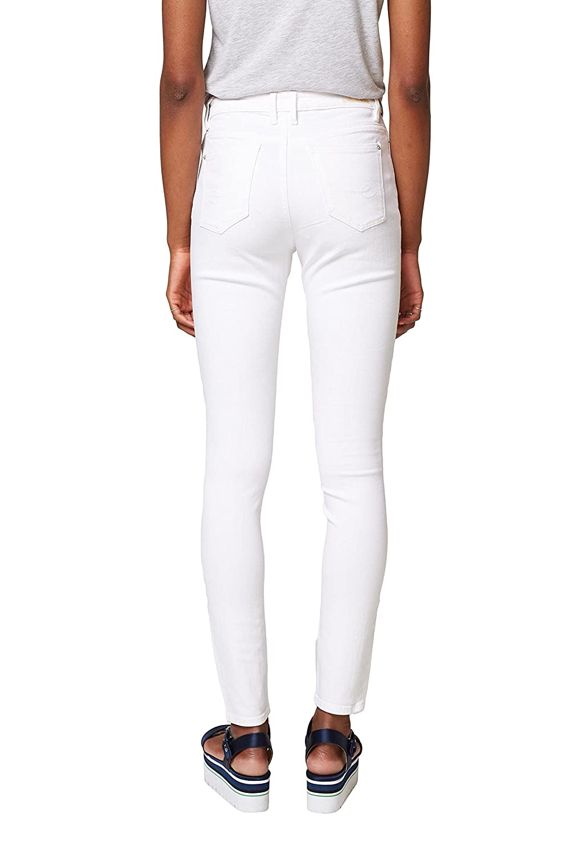 Edc by Esprit 038cc1b033 Jeans Skinny Donna amazon bianco Jeans skinny