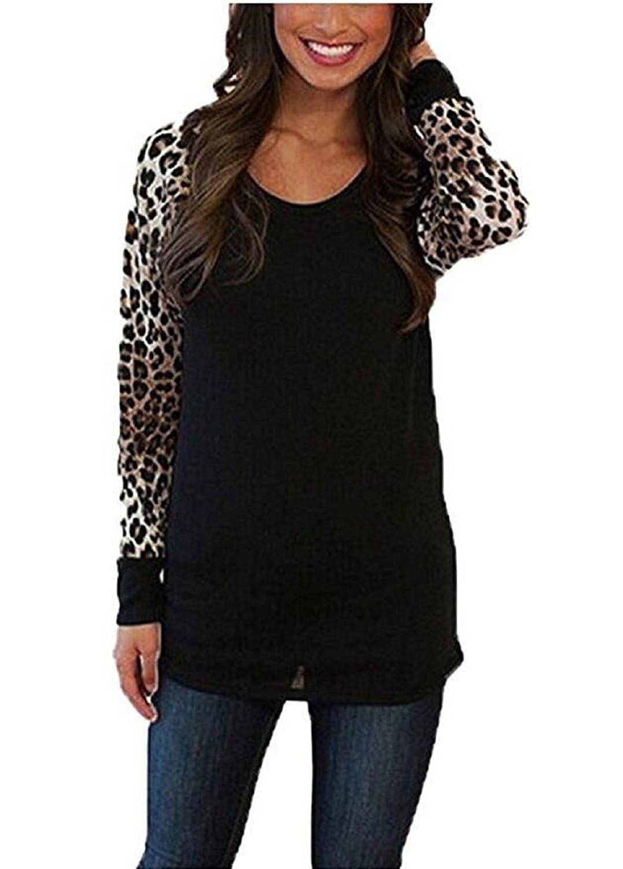 Spring High Collar Chic Sexy Leopard Zebra Short T Shirt Women Korean Style Long Sleeve Shirt Womens Streetwear Tops With A Long Standing Reputation Women's Clothing