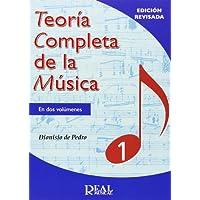 TEORÍA COMPLETA DE LA MÚSICA VOL.1 (Edición revisada)